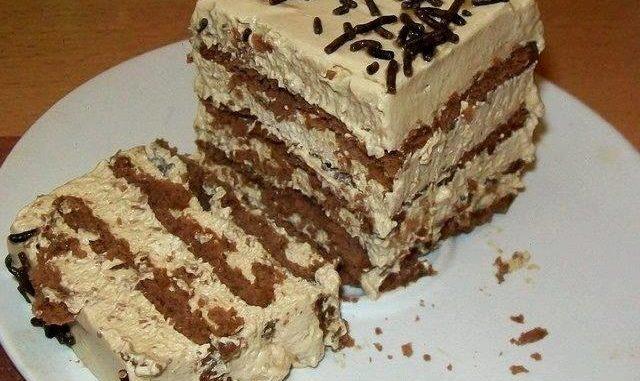 NESKAFE TORTA! OVA LAGANA TORTICA MI JE TAKO VOLIMO, STO JE NAJVAZNIJE LAKO SE PRIPREMA, NE PECE SE I JOS LAKSE SE POJEDE:).
